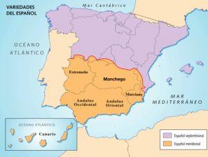 Dialectos de España