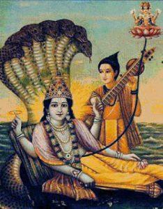 Brahma y Maya
