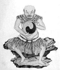Mito de la Creación China