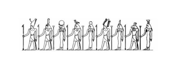 mito de la creación egipcia