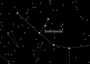 constelacion de andromeda