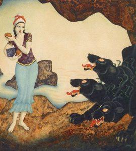 ¿Quién es Psique? Mito y etimología