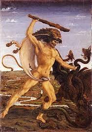 Heracles y sus doce trabajos