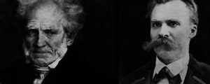 Nietzsche y schopenhauer