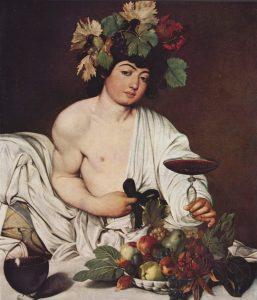 Mito de Dioniso Semidiós Griego