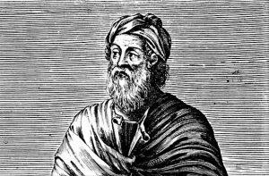 Filósofo Jenófanes