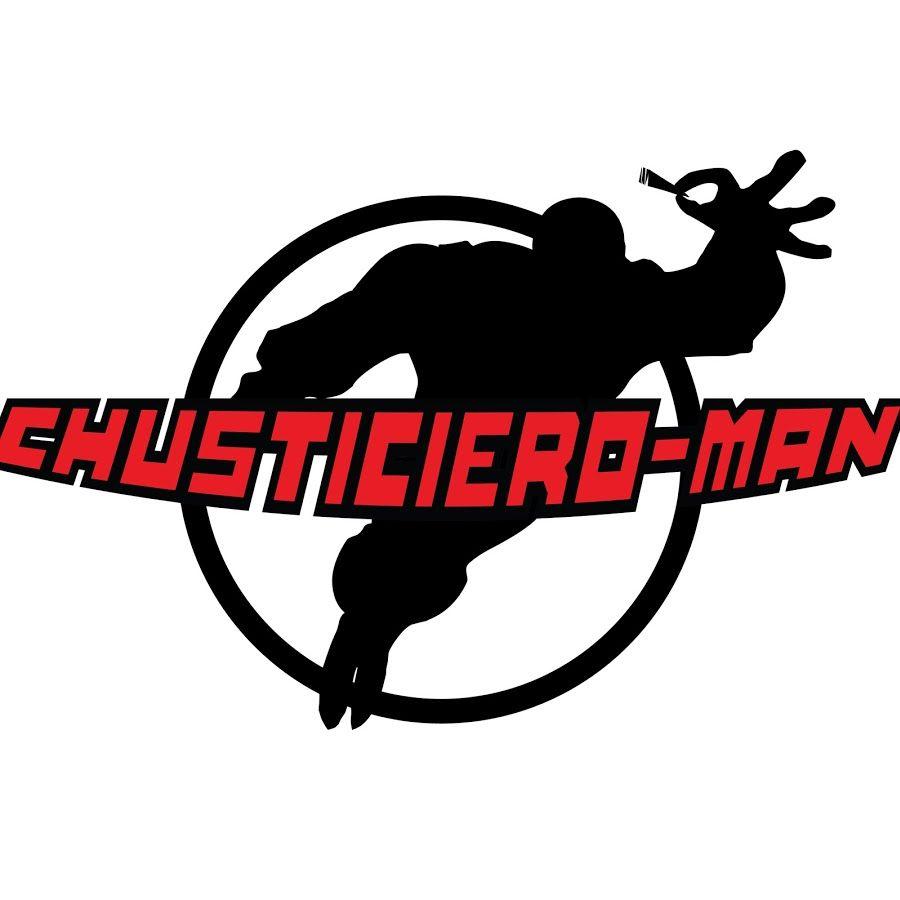 Chusticiero Man, la nueva web serie de humor en Youtube