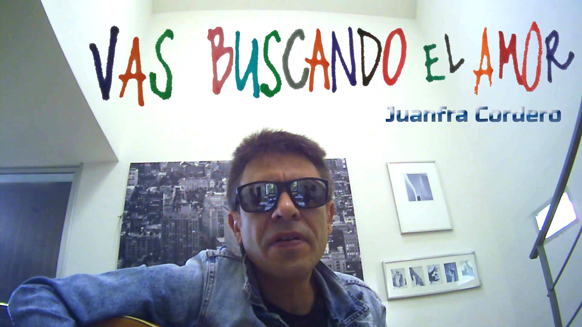 Juanfra Cordero estrena nuevo single