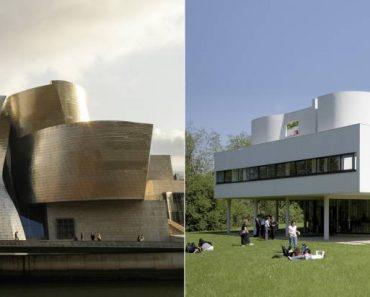 obras de arte arquitectónicas