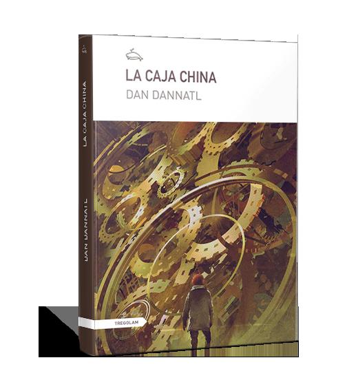 Ecos humanos resuellan en 'La caja china', la novela de Dan Dannatl