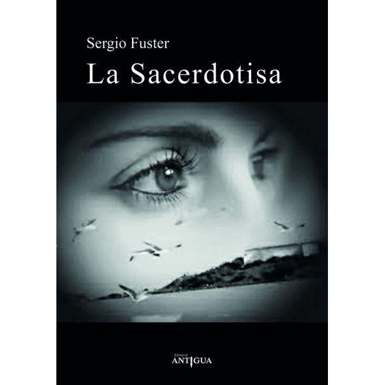 Sergio Fuster conjuga lo bello y siniestro en su obra 'La sacerdotisa'