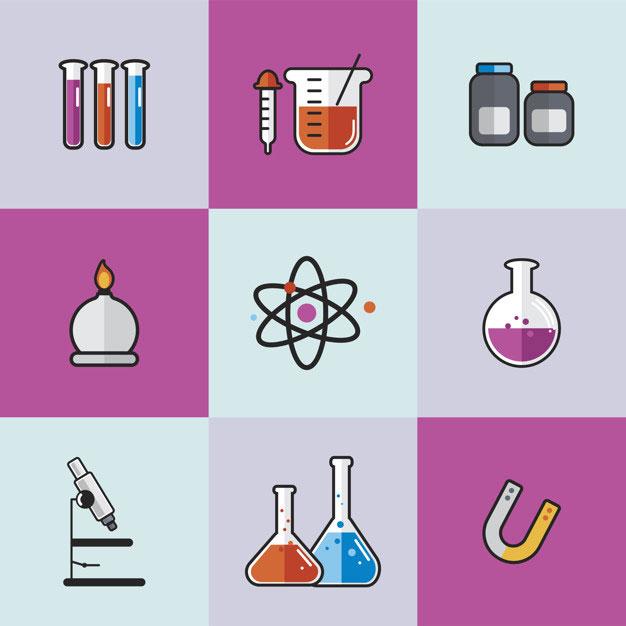 instrumentos de un laboratorio de química cuáles son