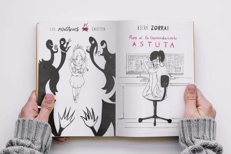 'EsteNeotipos', una obra ilustrada a medida de sus lectores