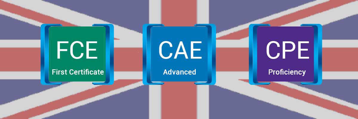cuáles son los exámenes de Cambridge