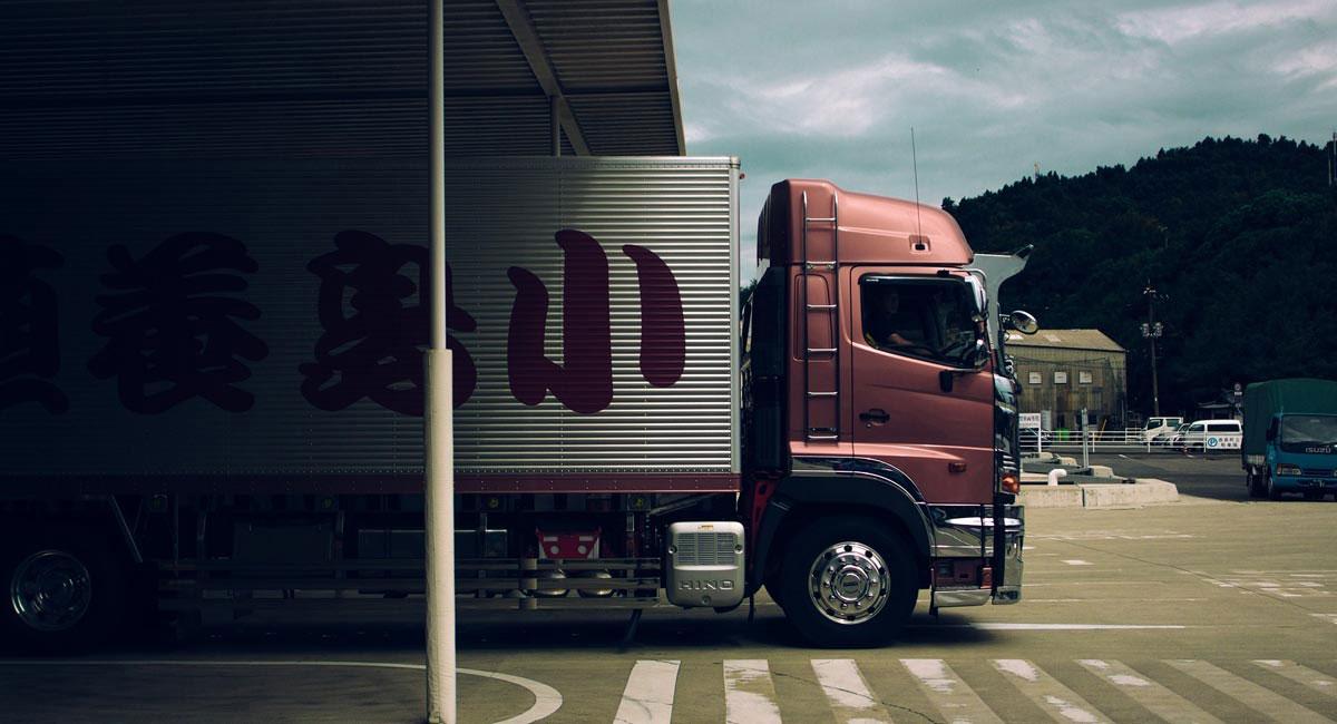 transporte logística profesión