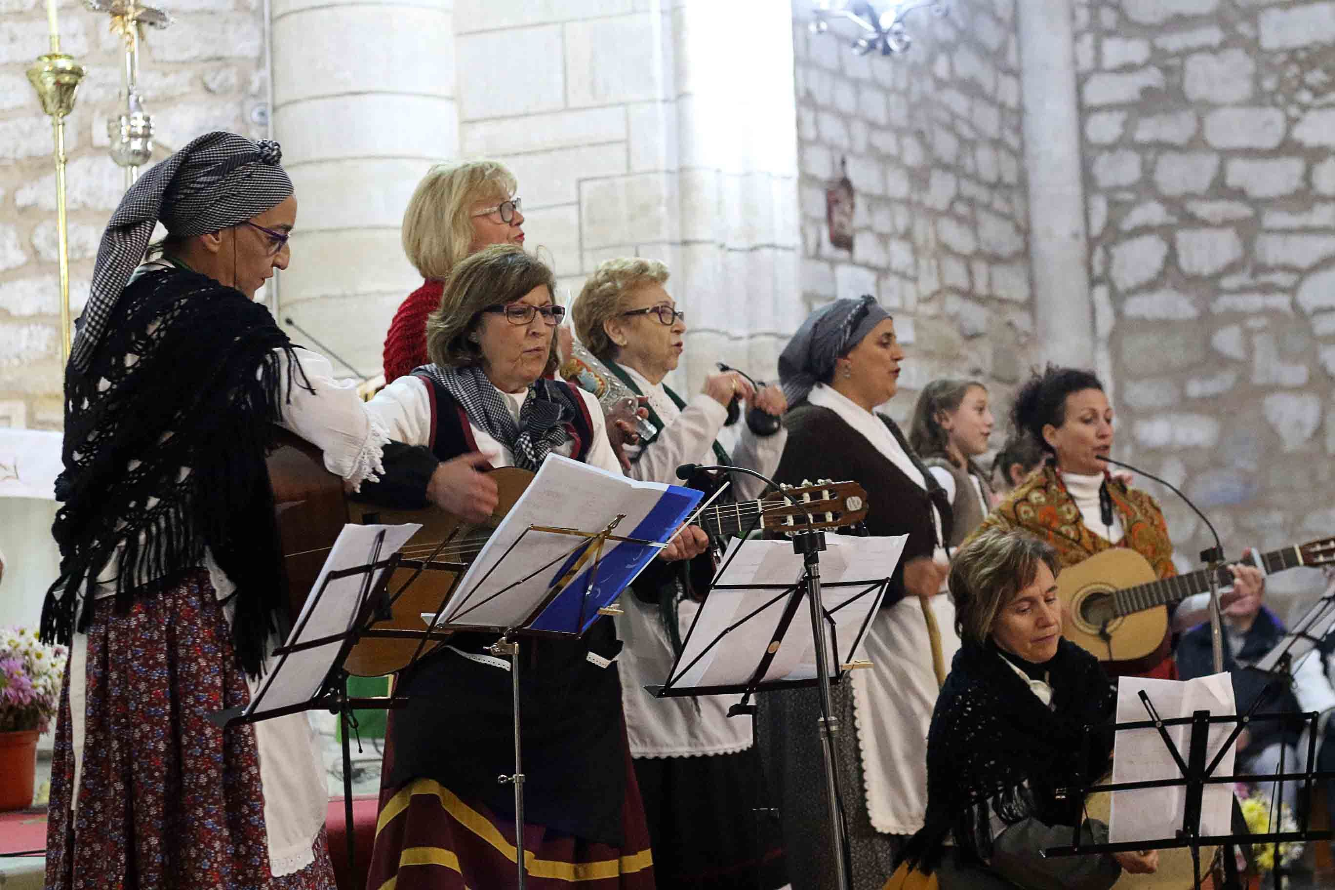 El XII Certamen de Villancicos anuncia la Navidad en Pareja-Guadalajara