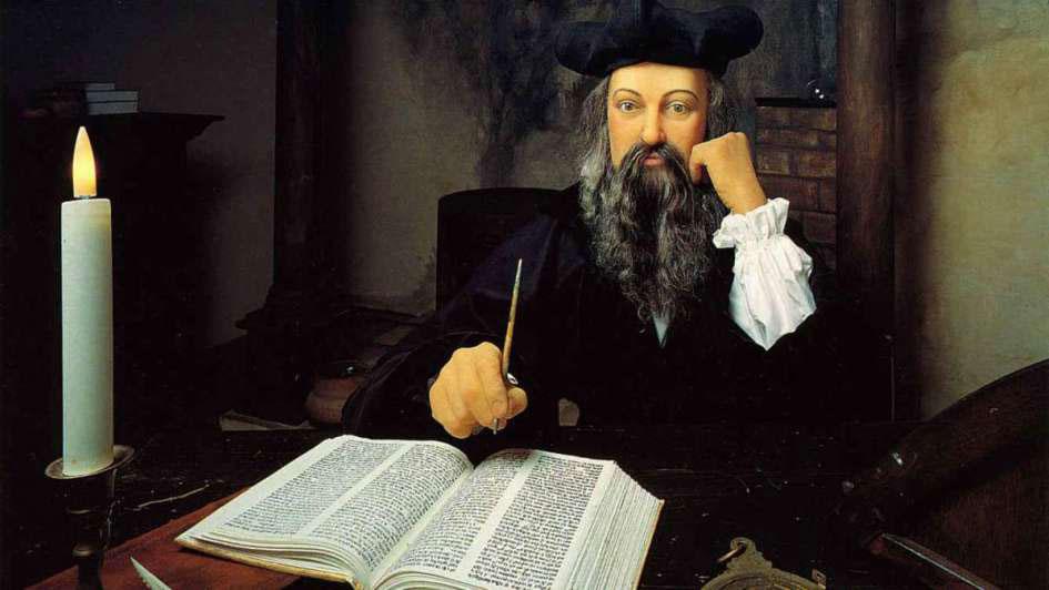 Nostradamus adivino