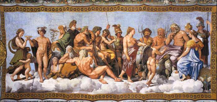 mitos griegos cortos