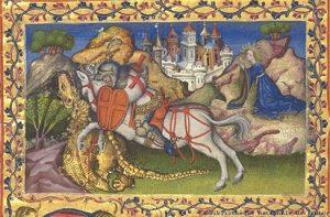 Libros de caballería
