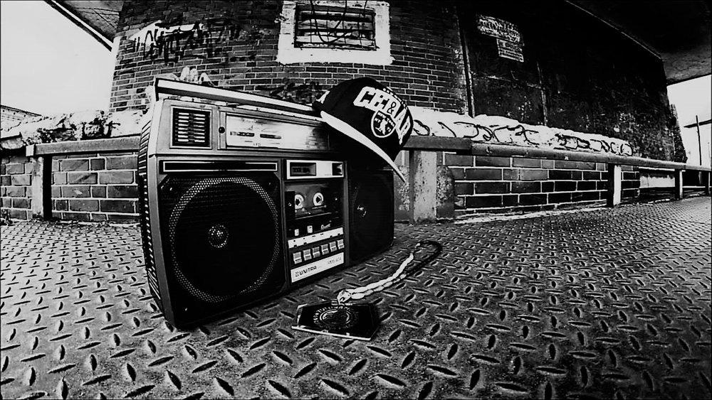 cómo funciona el hip hop en España
