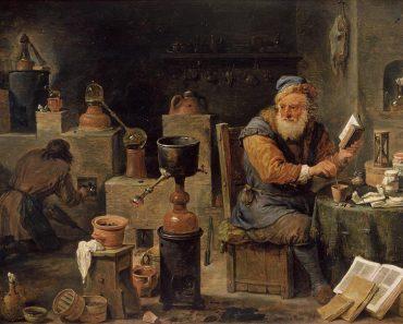 quienes eran los alquimistas