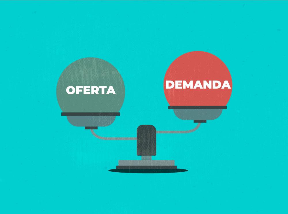 oferta y la demanda