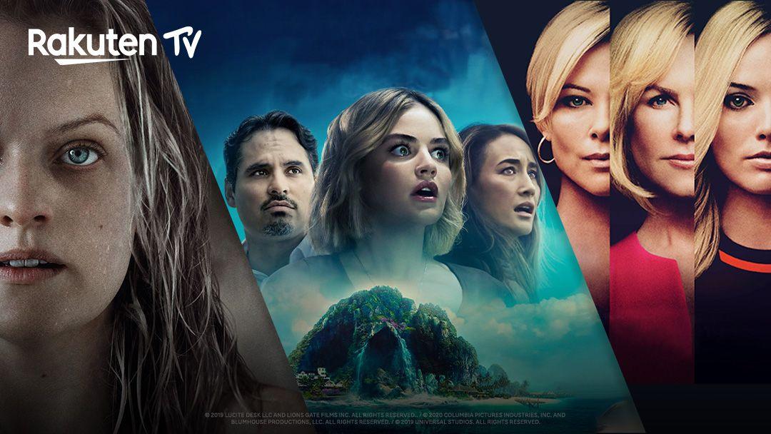 Fantasy Island, El hombre invisible y La llamada de lo salvaje, grandes estrenos de Rakuten TV en junio