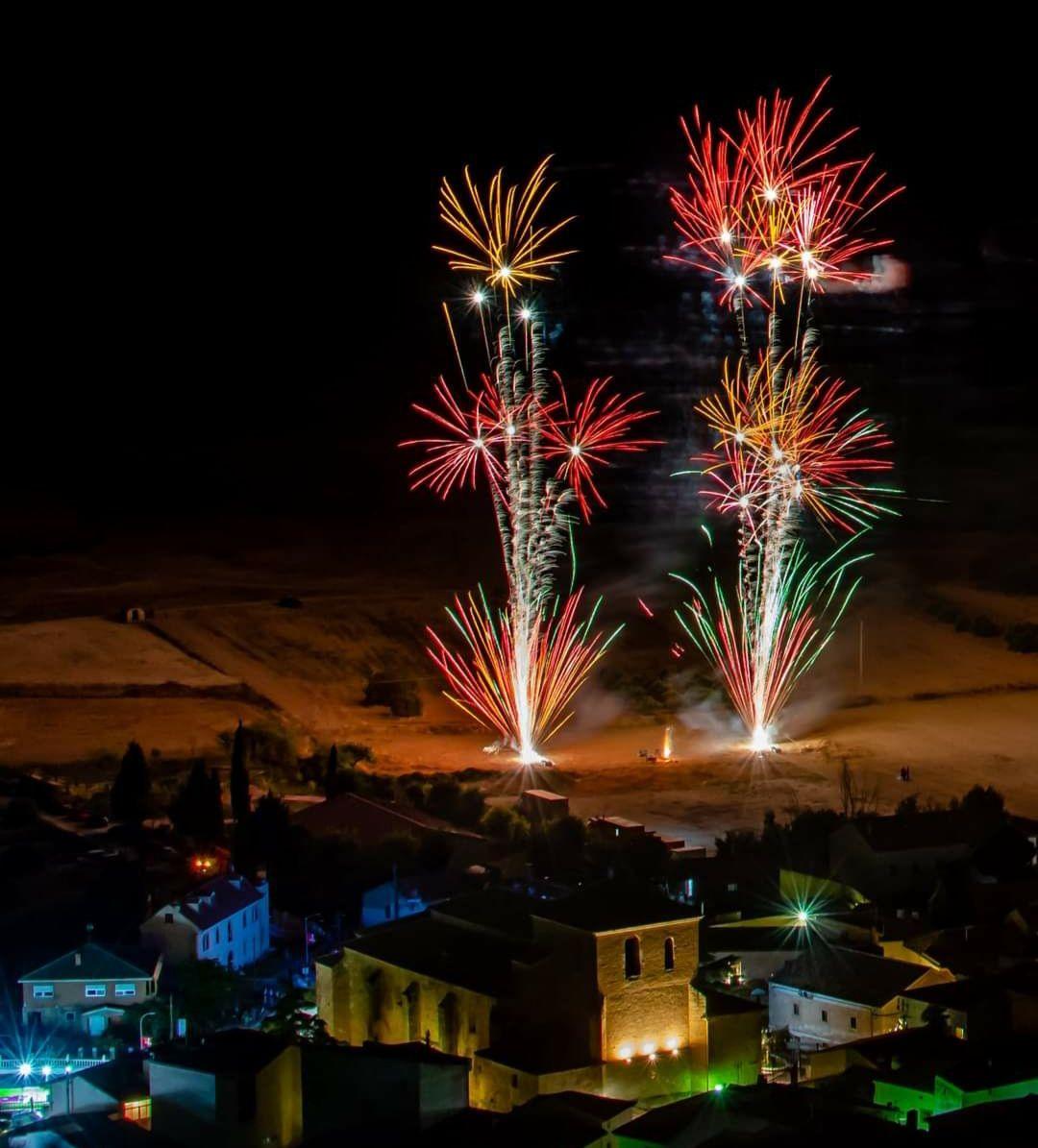 Pese a no poder celebrarlas por la pandemia, Albalate no olvida sus fiestas