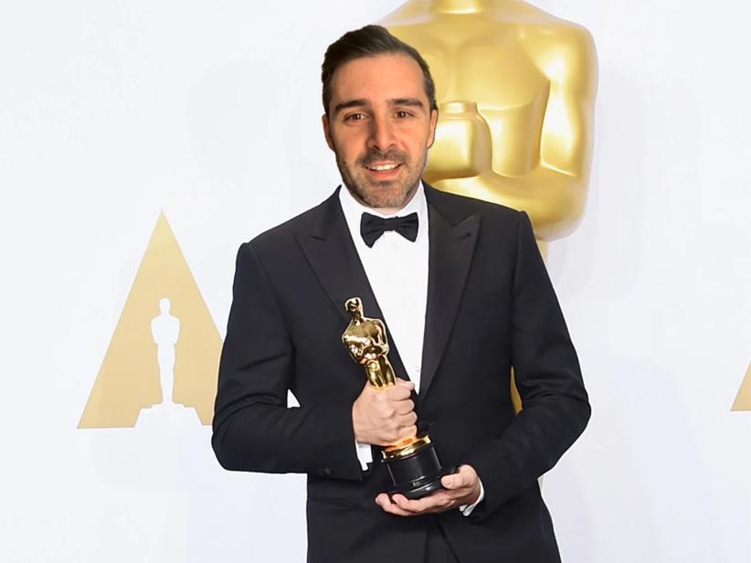 Nicolás García Boccia ganador de un Óscar a mejor actor