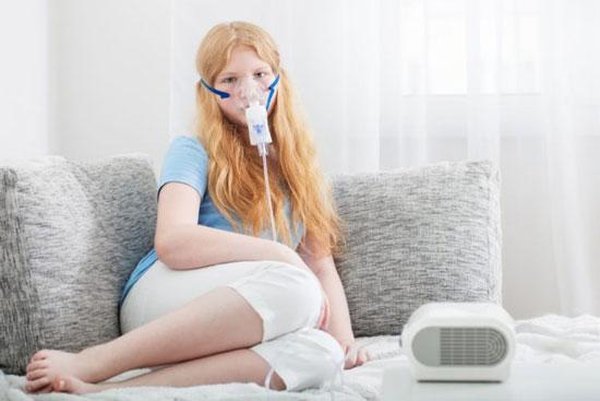 Cómo se usa un nebulizador