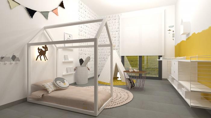 Qué es una habitación Montessori