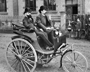 cuál fue el primer automóvil de la historia