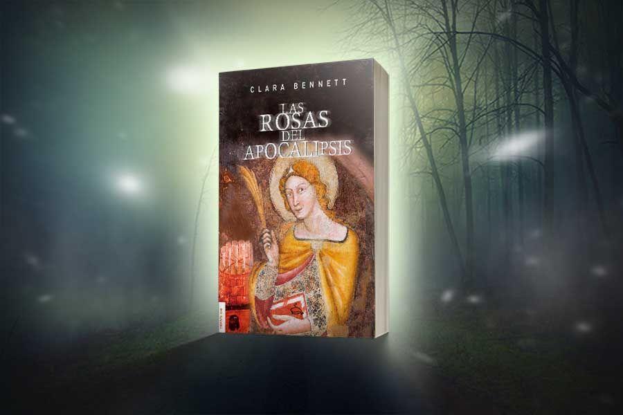 Clara Bennett presenta 'Las rosas del apocalipsis', un presagio reflexivo sobre el destino de la humanidad