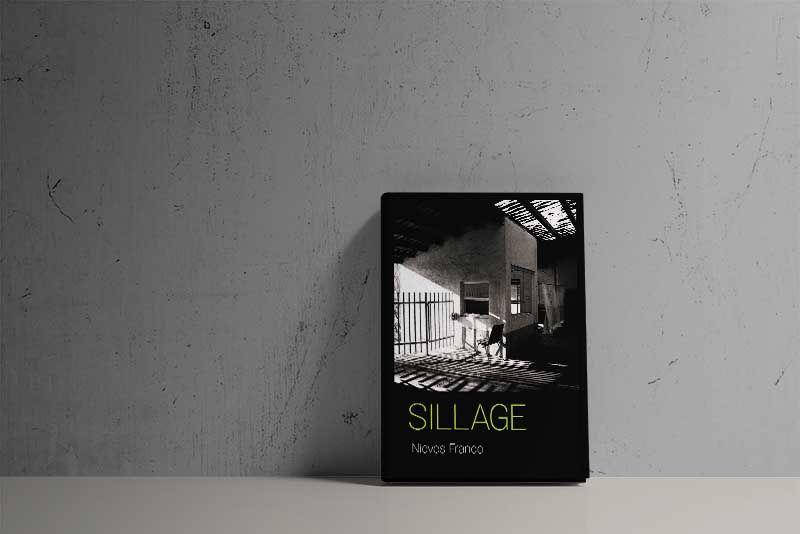 La novela de suspense renace gracias a 'Sillage', de Nieves Franco