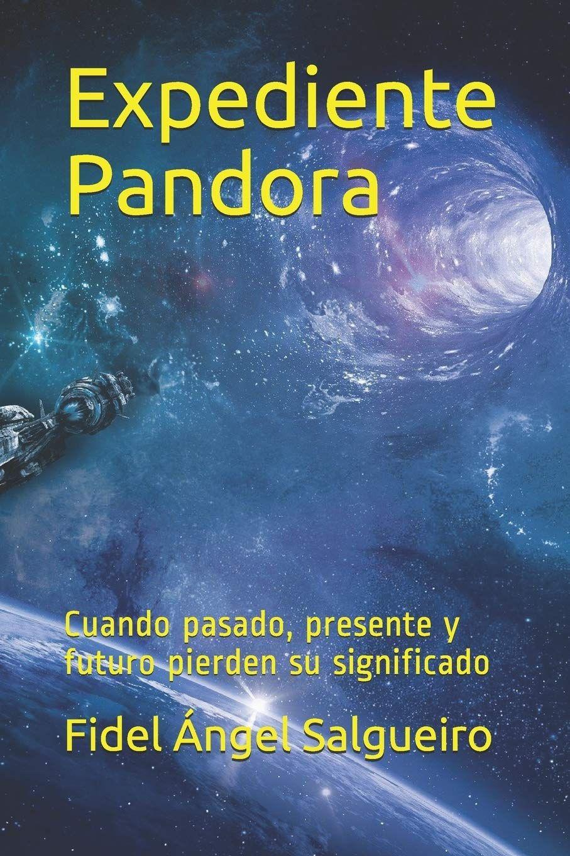 'Expediente Pandora', una historia donde pasado, presente y futuro se entretejen como un todo