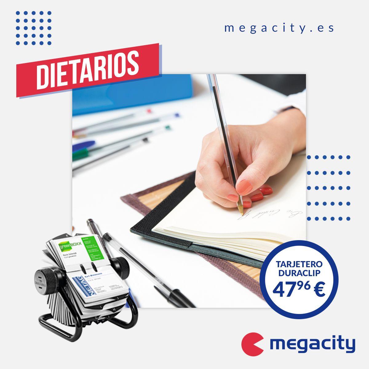Organizar el tiempo con los dietarios de Megacity